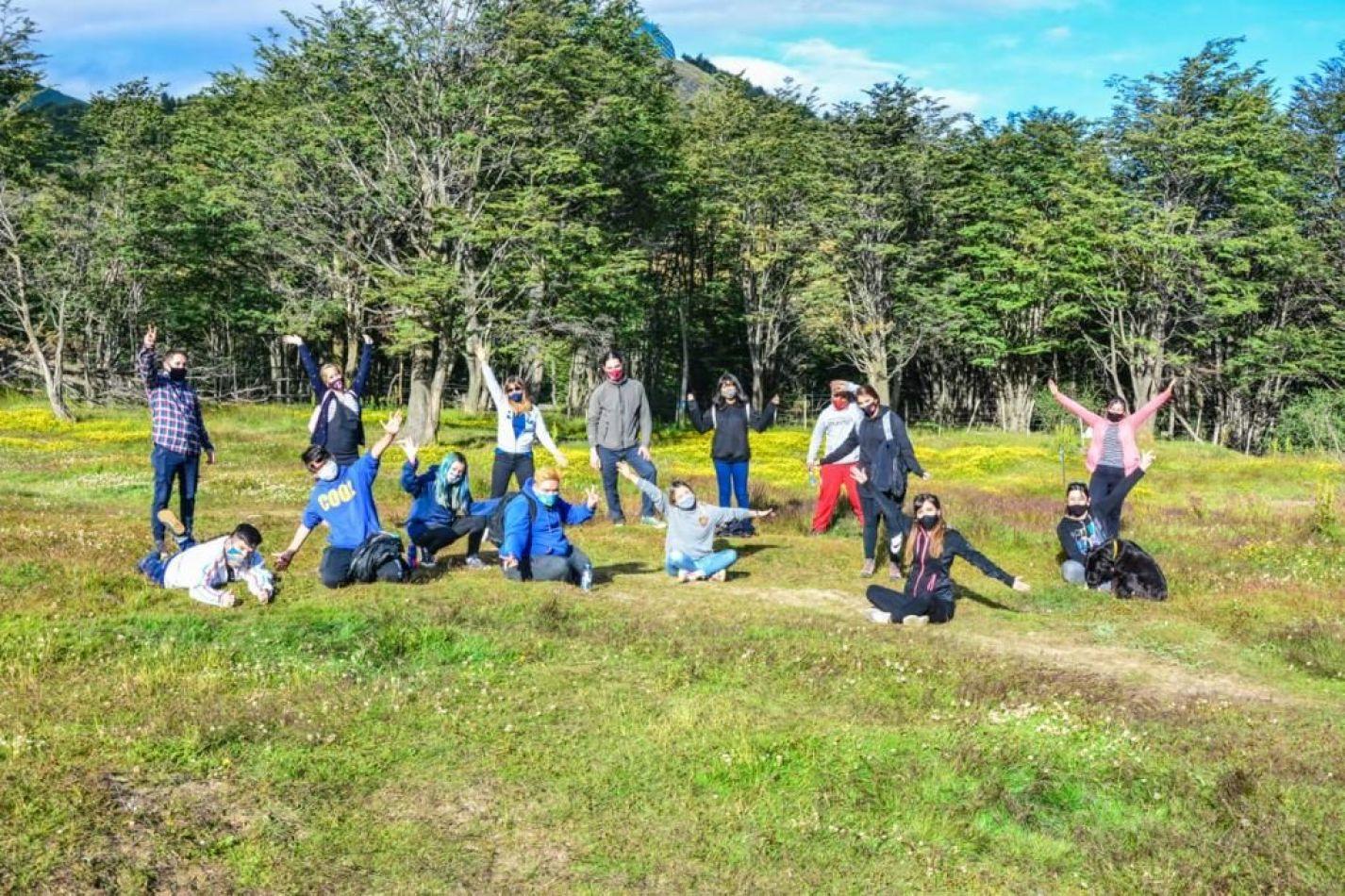 """""""Activá el Verano"""": las actividades que ofrece la Municipalidad de Ushuaia para jóvenes de la ciudad"""
