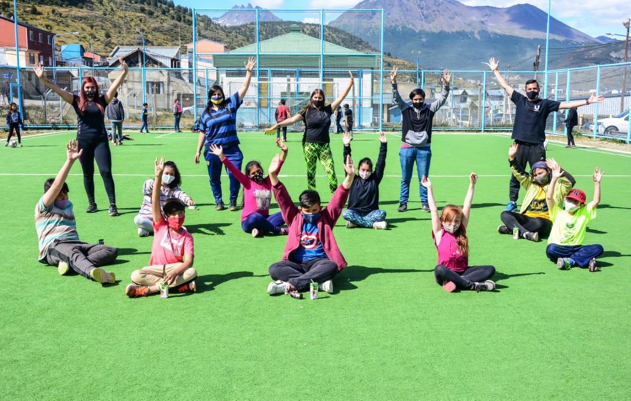 La municipalidad de Ushuaia abre las inscripciones para la colonia de vacaciones del barrio La Cantera y zonas aledañas