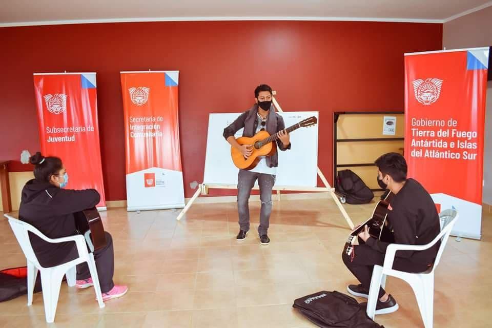 La subsecretaría provincial de juventud brindará  talleres y actividades durante el mes de marzo